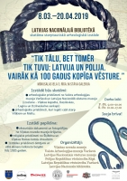 Archaeology exhibition about the history of Latvia and Poland