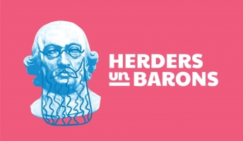 Herder and Barons exhibition to open at the National Library