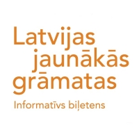 "Bulletin ""New Books from Latvia"""