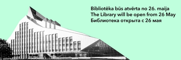 The Library will be open from 26 May