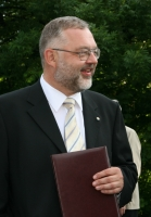 Andris Vilks, director of the National Library of Latvia