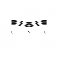 The small logo of the National Library of Latvia