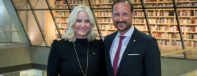 Crown Princess of Norway Mette-Marit, Crown Prince of Norway Haakon